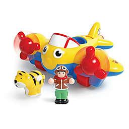WOW Johnny Jungle Plane