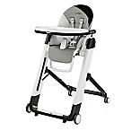 Peg Perego Siesta High Chair in Palette Grey