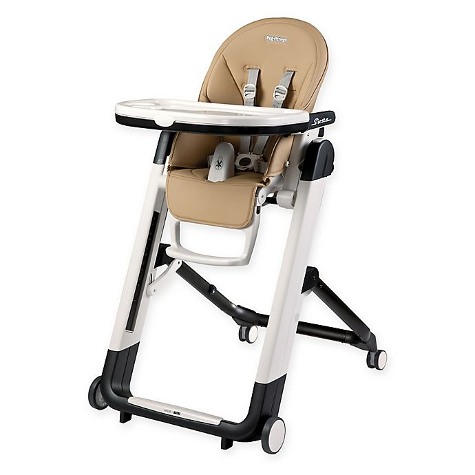 Alternate image 1 for Peg Perego Siesta High Chair in Noce Beige