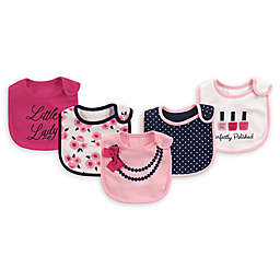 Baby Vision® Little Treasures 5-Pack Bibs