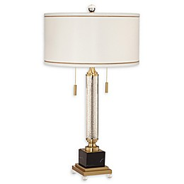 Pacific Coast® Lighting Kathy Ireland® Mercury Glass Table Lamp