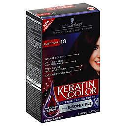 Schwarkopf Keratin Color in Ruby Noir 1.8