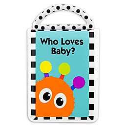 Sassy® Who Loves Baby? Look Book Photo Album