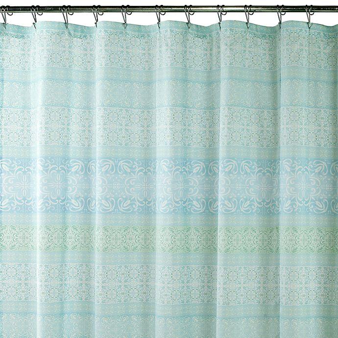 Deco Bain Merced 72 X Shower Curtain