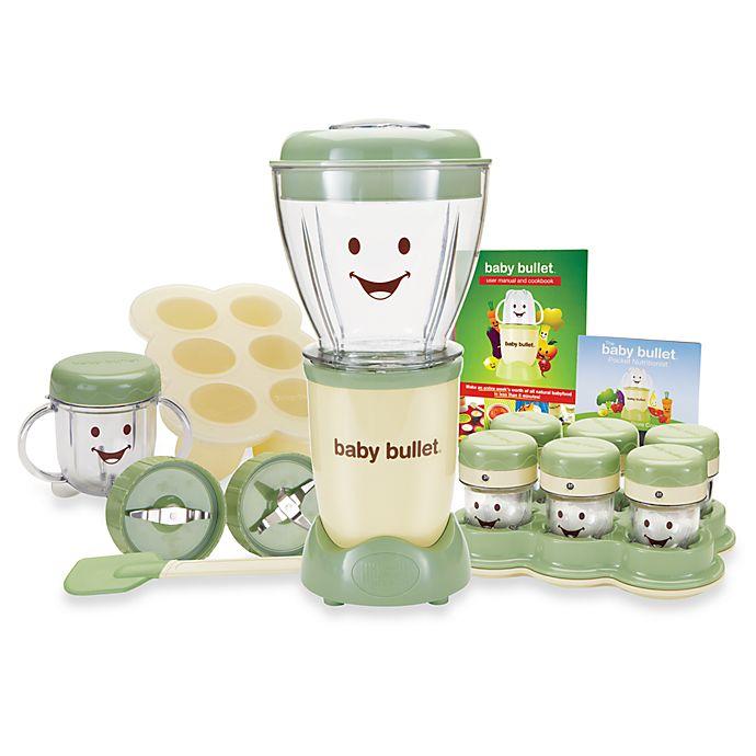 Alternate image 1 for Magic Bullet® The Original Baby Bullet™ 4-Cup Food Processor