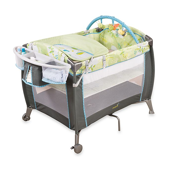 carter s comfort care playard changer flitter buybuy baby