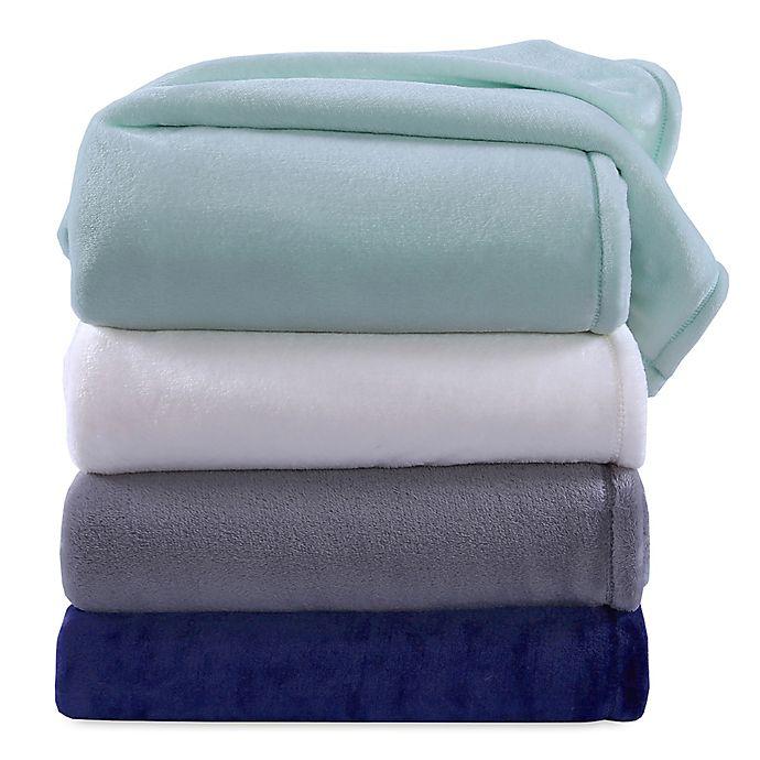 Alternate image 1 for Berkshire Blanket® VelvetLoft Twin XL Blanket
