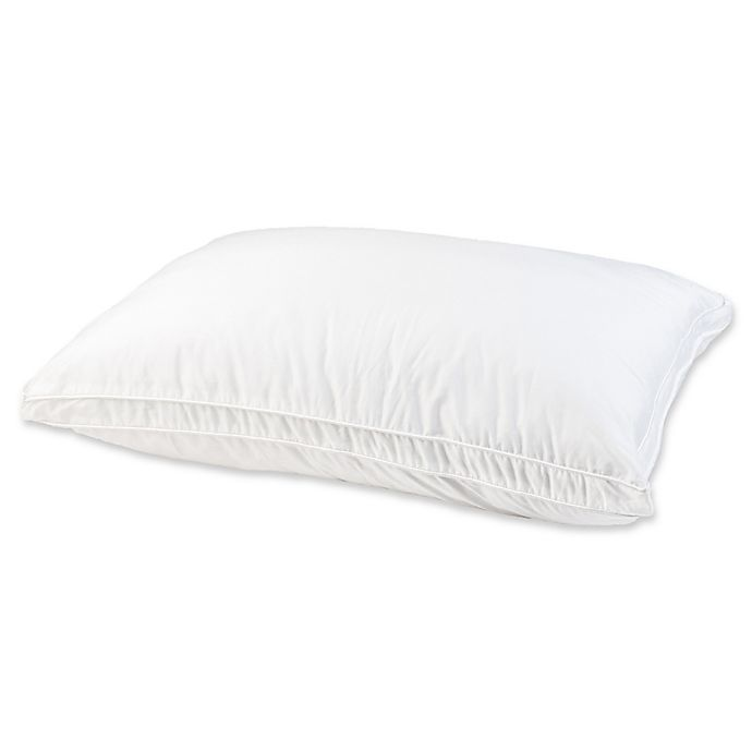 Alternate image 1 for Canadian Living Down Illusion Medium/Firm Standard/Queen Pillow