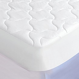 Iso-Cool® Quilted Mattress Pad in White
