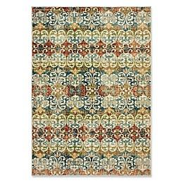 Oriental Weavers Dawson Distressed Multicolor Rug