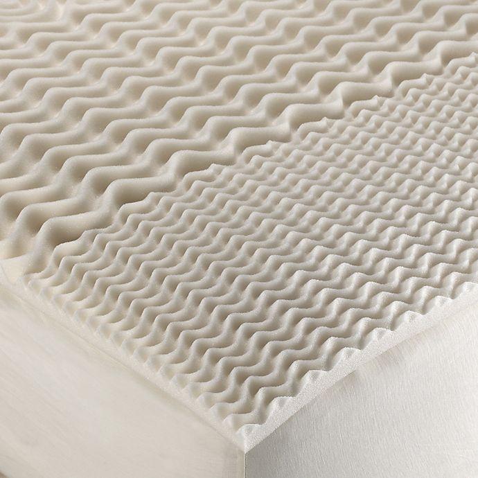 Isotonic® Zoned Comfort™ 1 1/4 Inch Memory Foam Twin/Twin XL