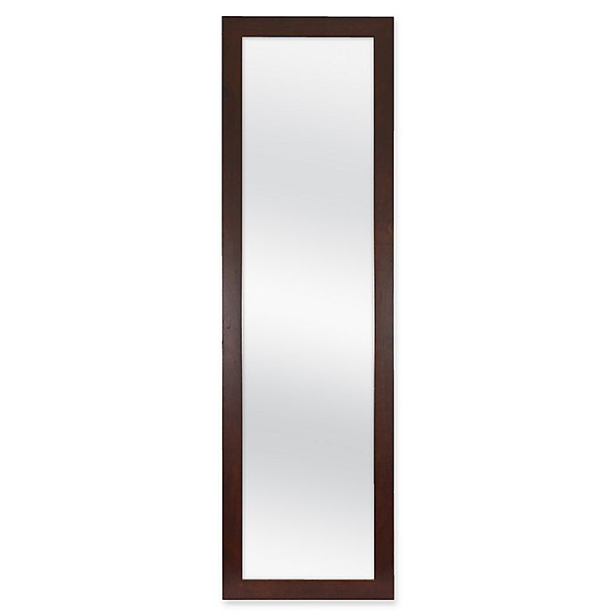 Alternate image 1 for Over-The-Door Hanging Mirror