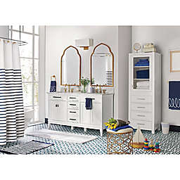 Graphic Bathroom