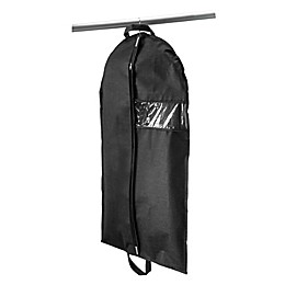 Simplify Suit Garment Bag Collection in Black