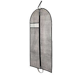 Simplify 24-Inch x 54-Inch Suit Garment Bag in Black