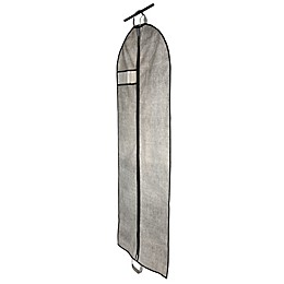 Simplify 24-Inch 72-Inch Suit Garment Bag in Black