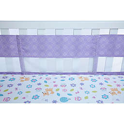 Little Love by NoJo® Adorable Orchard 4-Piece Crib Liner