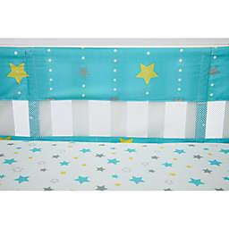 Little Bedding by NoJo® Twinkle Twinkle 4-Piece Crib Liner