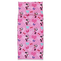 Disney® Minnie Mouse Preschool Nap Mat Sheet in Pink