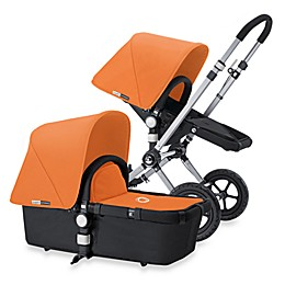 Bugaboo Cameleon Tailored Canvas Fabric Set - Special Edition Light Tangerine