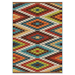 Orian Rugs Sedona Multicolor Indoor/Outdoor Area Rug