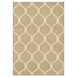 Orian Rugs Modern Grace Pyrenees Adobe Woven Area Rug