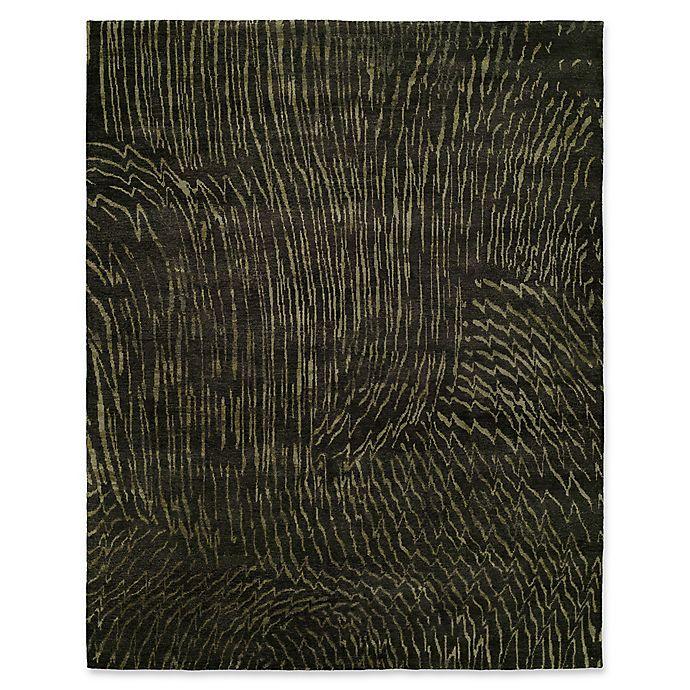 Alternate image 1 for Natori Waterfall 4' x 6' Area Rug in Black