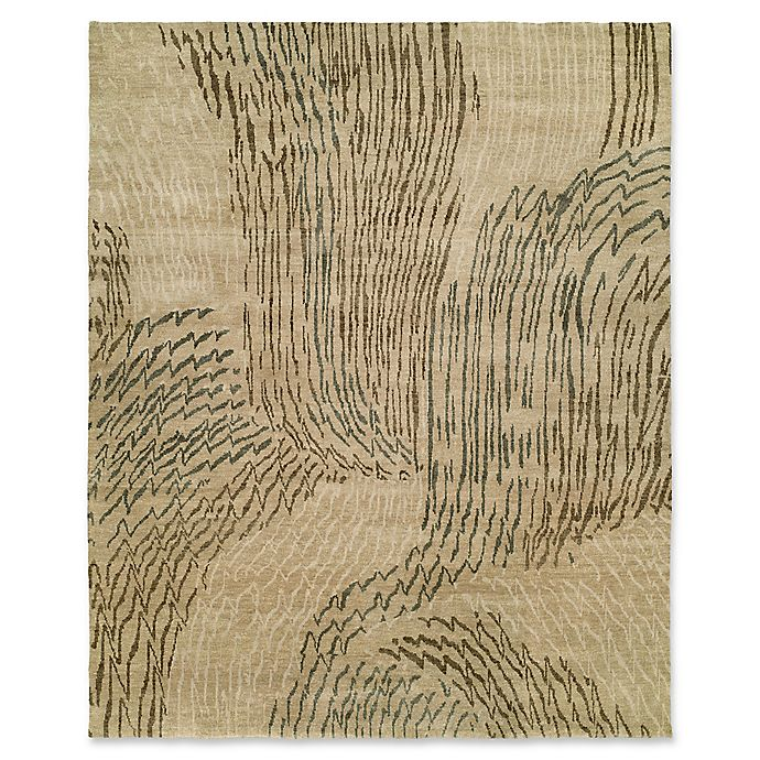 Alternate image 1 for Natori Waterfall 9' x 12' Area Rug in Ivory
