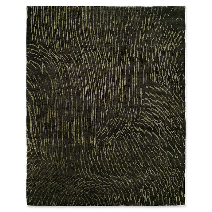 Alternate image 1 for Natori Waterfall 9' x 12' Area Rug in Black