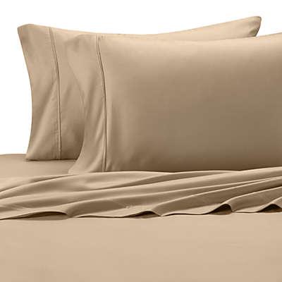Eucalyptus Origins™ Tencel® Lyocell 600-Thread-Count Pillowcases (Set of 2)