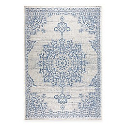 Nicole Miller Patio Country Azalea Indoor/Outdoor Area Rug