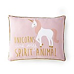 Levtex Baby Anastasia Unicorn Throw Pillow