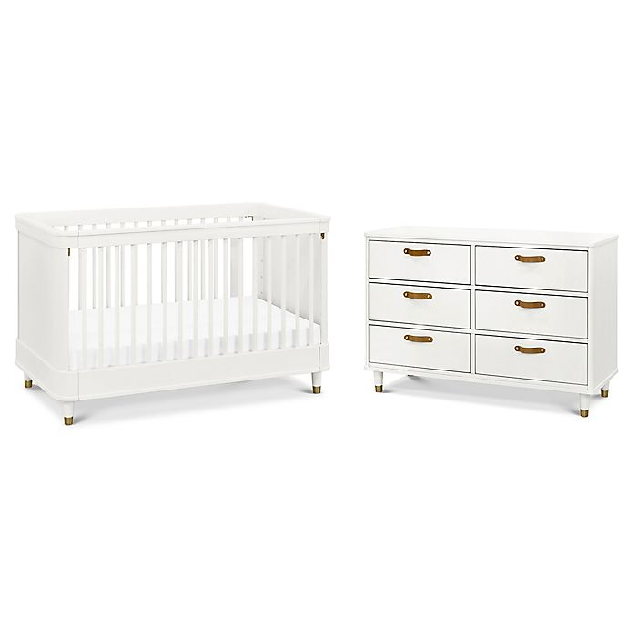 Alternate image 1 for Million Dollar Baby Classic Tanner Nursery Furniture Collection in Warm White