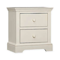 Westwood Design 2-Drawer Nightstand in Chalk