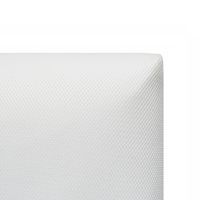Alternate image 1 for Lullaby Earth® WispAir Breathable Crib Mattress Pad