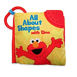 "Sesame Street® ""All About Shapes with Elmo"" Soft Book"