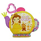"""Kids Preferred Disney® """"Be Our Guest"""" Baby Princess Belle Soft Book"""