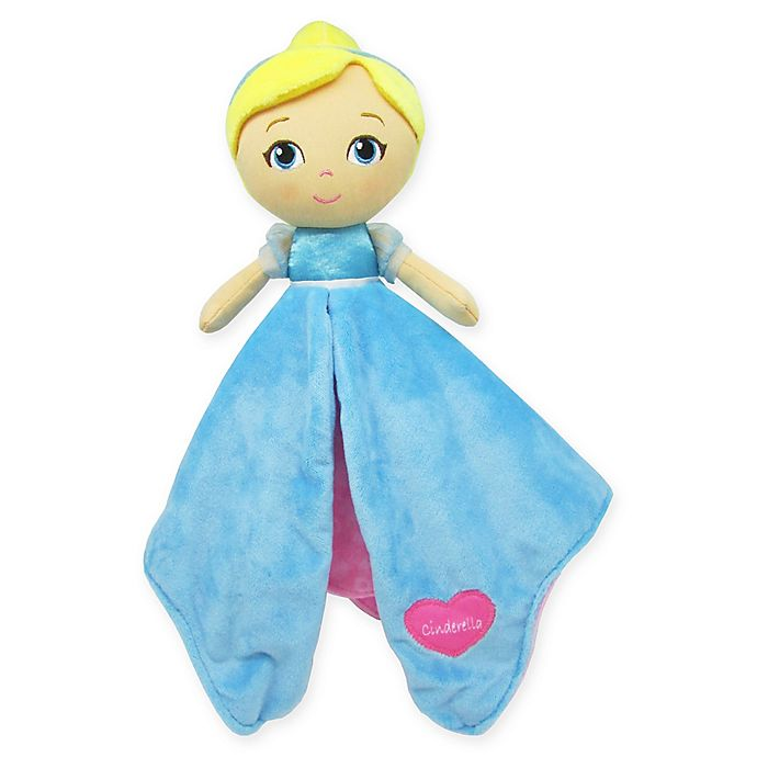 Disney Princess Twin Dolls With Blankets Cinderella Snow: Disney® Princess Cinderella Plush Blanket