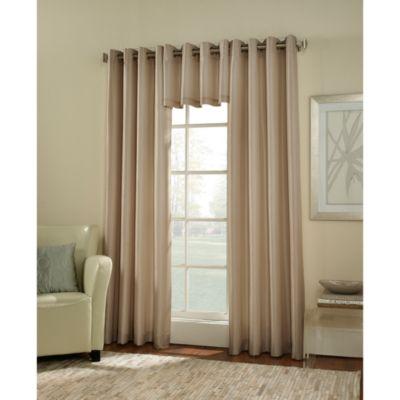 Argentina Room Darkening Grommet Window Curtain Panels Bed Bath Beyond