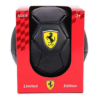 Ferrari Size 5 Limited Edition Soccer Ball