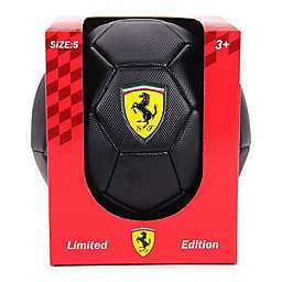 Ferrari Size 5 Limited Edition Soccer Ball