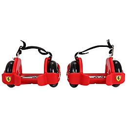 Ferrari Flash Wheels Adjustable Heel Skates