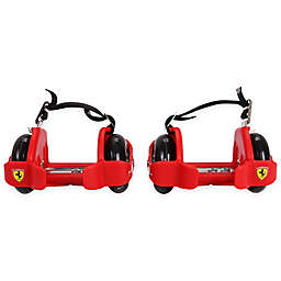 Ferrari Flash Wheels Adjustable Heel Skates