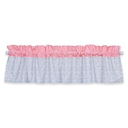 Trend Lab® Playful Elephants Window Valance