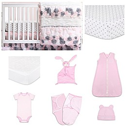 The Peanutshell™ Colette Crib Bedding Collection