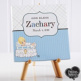 Precious Moments® Christening Baby Canvas Print