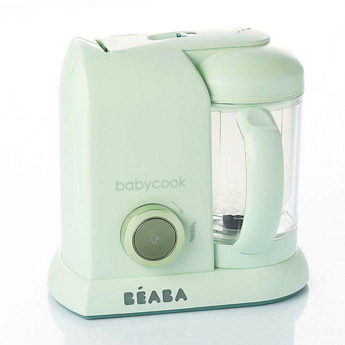 Alternate image 1 for BEABA® Babycook Baby Food Maker in Pistachio