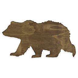 Twelve Timbers Wooden Bear Wall Art