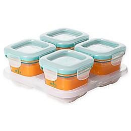 OXO Tot® 4 oz. Glass Baby Storage Blocks
