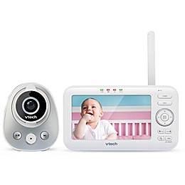 VTech® VM352 5-Inch Digital Video Baby Monitor with Pan and Tilt Camera